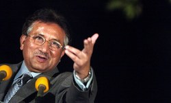 Musharraf extends invitation to Qadri