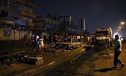 Iraq warplane accidentally bombs Baghdad, killing 7