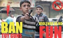 Legislation against toy guns demanded