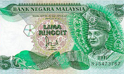 Malaysia's currency hits 16-year low