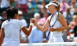 Serena, Sharapova in shape for Wimbledon quarters