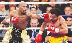 Mayweather stripped of WBO welterweight belt