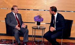 Relations between Pakistan, Norway based on shared values: PM Nawaz