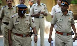 ہندوستان: پولیس نے مبینہ طور پر خاتون کو آگ لگادی