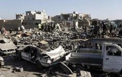 Air strikes, ground combat in Yemen killed nearly 200 on Monday