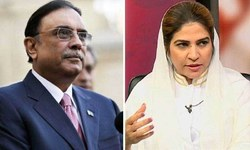 In a first, PPP denies rumours of Zardari-Zamani marriage