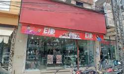 Footwear stores replace historical cafés of Peshawar Saddar