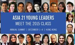Two Pakistanis named among 'Asia 21 Young Leaders'