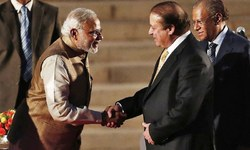 Sharif, Modi meet today in bid to ease tension