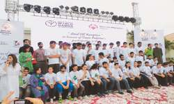 77-member Pakistan contingent to feature in Special Olympics  World Games