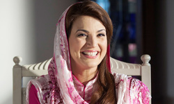 "Reham Khan: ""The Pakistani media is like a wild child"""