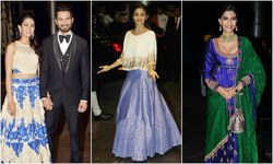 5 celebs who missed the style mark at Shahid-Mira's reception