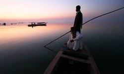 Lake Manchar: Pakistan's floating village