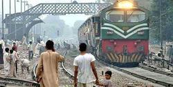 Six of a family killed in train-car collision near Matiari