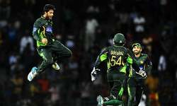 In pictures: Top order, Yasir powers Pakistan to remarkable win