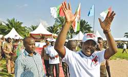 Bitterly divided Burundi heads for elections