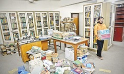 A relatively unknown book haven