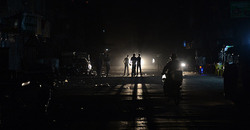 Power outages hit city amid rain