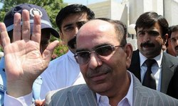 Malik Riaz says two  ex-army officers blackmail him