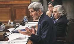Iran deal only viable option, Kerry tells senators
