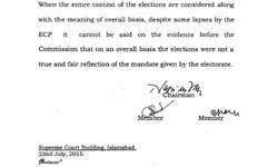 2013 polls conducted 'fairly', declares inquiry commission