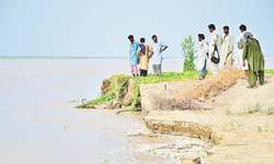 'Floodwater poses no threat to Sukkur, other towns'