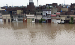 Heavy rains continue to lash country's upper regions