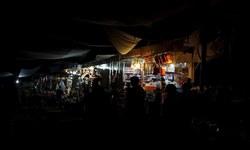 Karachi gridlocked
