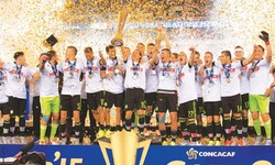 Mexico beat Jamaica for seventh Gold Cup title