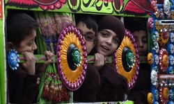 Peshawar school victims bring message of hope, courage