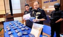 ملائیشیا: 22 پاکستانی منشیات اسمگلنگ پر گرفتار