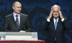 فیفا صدر نوبل کے حق دار، پیوٹن