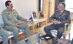 Raheel visits Italian army's HQ