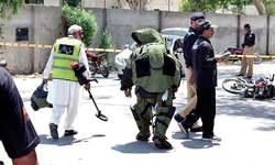 Policeman, 'militant' encounter death in Faisalabad