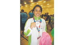 Pakistan bags five medals at Special Olympics