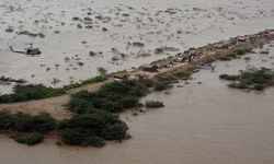 Pakistan's new plan to embrace floods