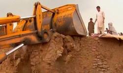 اسلام آباد:غیرقانونی افغان بستی مسمار کرنے کی کوشش
