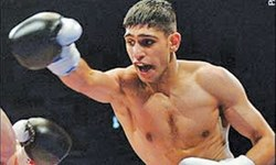 Amir Khan aims to open boxing academy in UAE