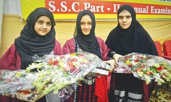 Girls clinch all nine top positions in SSC exam