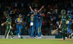 2nd T20: Afridi's wicket puts Sri Lanka in front