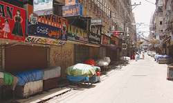 Protest over withholding tax keeps most Sindh towns shut