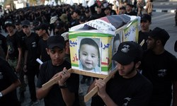 Slain Palestinian toddler's parents, brother fighting for lives