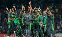 ٹی ٹوئنٹی فتح کے ساتھ کئی ریکارڈ پاکستان کے نام
