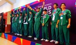اسپیشل اولمپک میں پاکستان کے 13 سونے کے تمغے