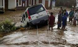 20 feared dead in India landslide
