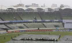 2nd Bangladesh-South Africa Test abandoned, ends in draw