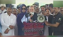 Prime minister announces Rs1 billion for flood affectees in Sindh