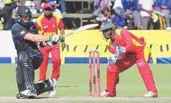 Guptill, Latham punish Zimbabwe as Black Caps level series