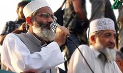 No place for traitors in Pakistan: Siraj