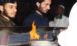 Cherry Berry — Peshawar's booming restaurant on wheels